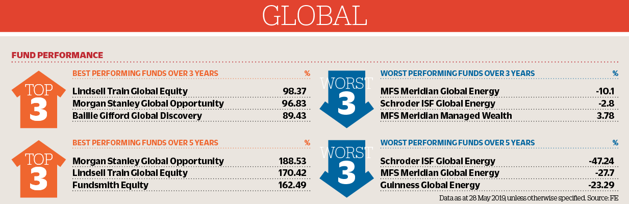 Sector focus: Global goes under the microscope - Money Marketing